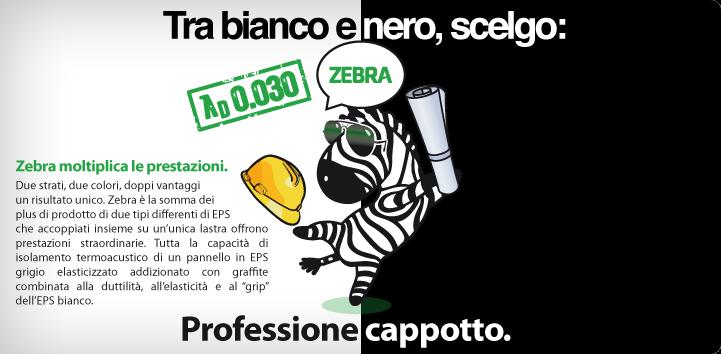 Professione cappotto. Zebra moltiplica le prestazioni
