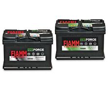 Immagine batterie Ecoforce