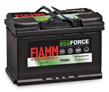 Batteria FIAMM Ecoforce AFB